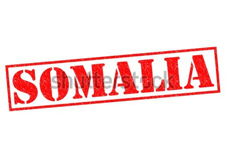 Somalie blanche vacances bouton passeport Photo stock © chrisdorney