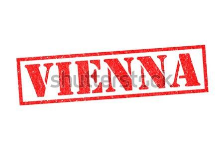 VIENNA Stock photo © chrisdorney