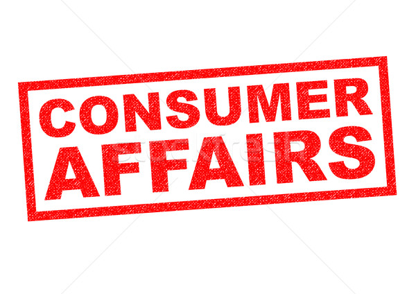 CONSUMER AFFAIRS Stock photo © chrisdorney
