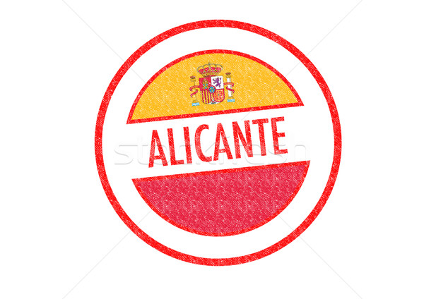 ALICANTE Stock photo © chrisdorney