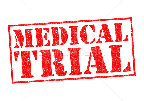 MEDICAL TRIAL Stock photo © chrisdorney