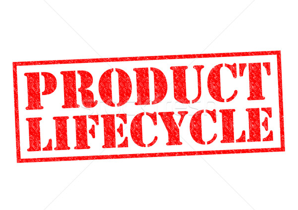 PRODUCT LIFECYCLE Stock photo © chrisdorney