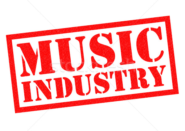 MUSIC INDUSTRY Stock photo © chrisdorney