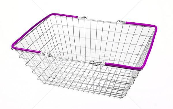 Shopping Basket Stock photo © chrisdorney