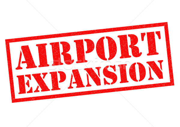 Stock photo: AIRPORT EXPANSION