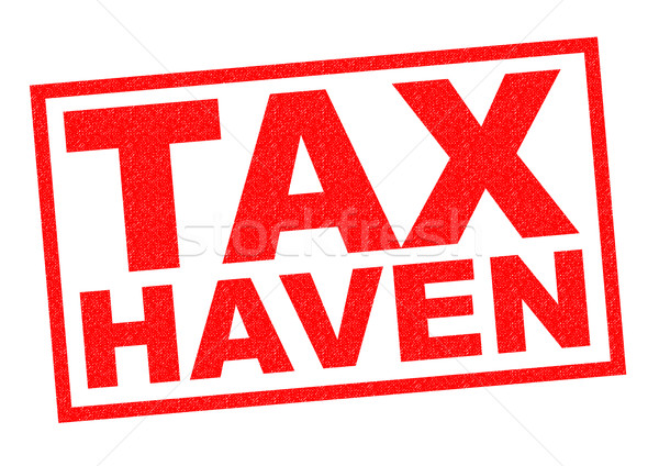 TAX HAVEN Stock photo © chrisdorney