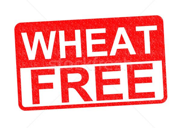 WHEAT FREE Stock photo © chrisdorney