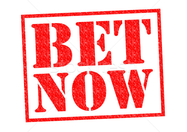 BET NOW Stock photo © chrisdorney