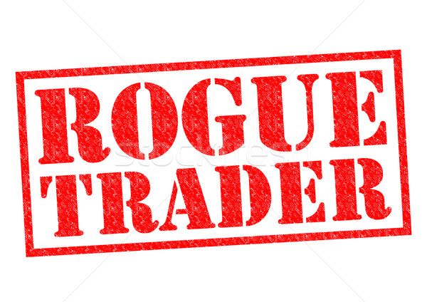 ROGUE TRADER Stock photo © chrisdorney