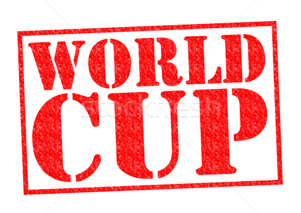 WORLD CUP Stock photo © chrisdorney