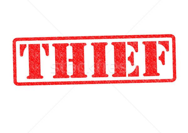THIEF Stock photo © chrisdorney