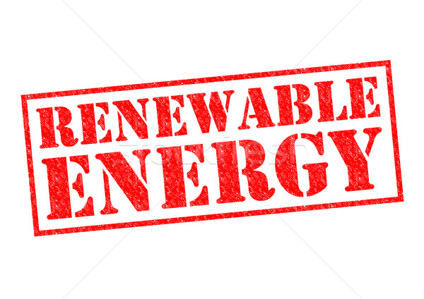 RENEWABLE ENERGY Stock photo © chrisdorney