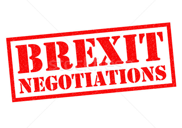 BREXIT NEGOTIATIONS Stock photo © chrisdorney