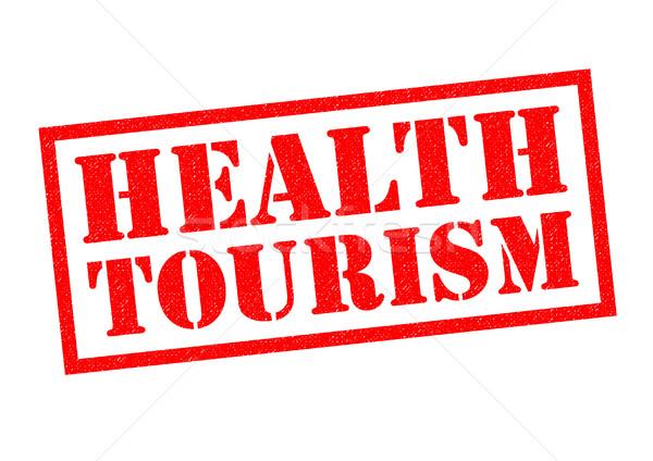 HEALTH TOURISM Stock photo © chrisdorney