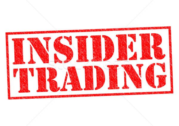 Di trading rosso bianco business soldi Foto d'archivio © chrisdorney