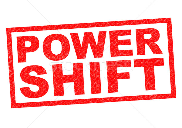 POWER SHIFT Stock photo © chrisdorney