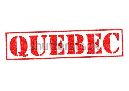 QUEBEC Stock photo © chrisdorney