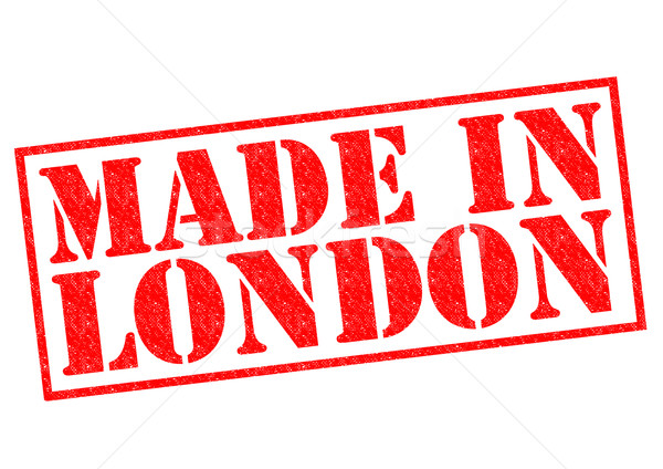 Stock photo: MADE IN LONDON
