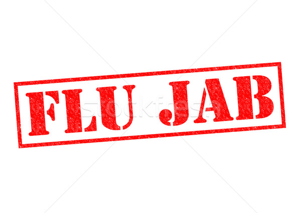 FLU JAB Stock photo © chrisdorney