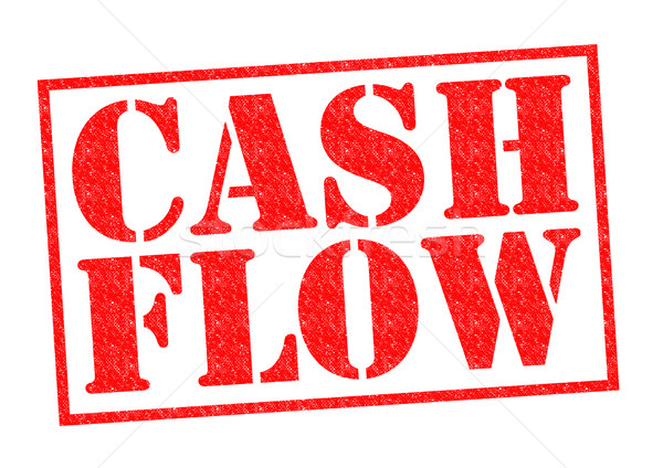 CASH FLOW Stock photo © chrisdorney