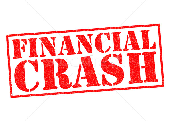 FINANCIAL CRASH Stock photo © chrisdorney