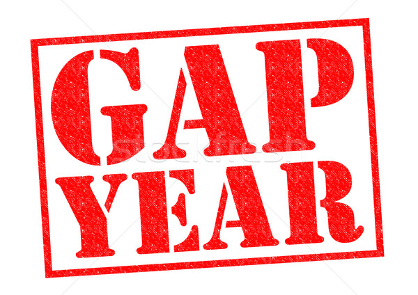 Stock photo: GAP YEAR