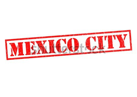 Ciudad de México blanco vacaciones botón cultura Foto stock © chrisdorney
