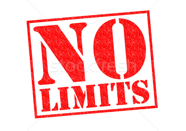 NO LIMITS Stock photo © chrisdorney