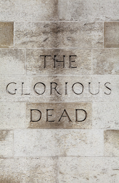 Glorious Dead Inscription on the Cenotaph in London Stock photo © chrisdorney