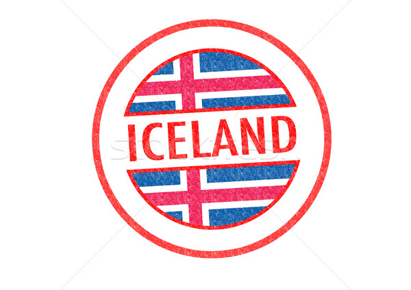 ICELAND Stock photo © chrisdorney