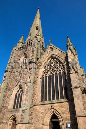 St. Michael's Church in Belgravia, London Stock photo © chrisdorney