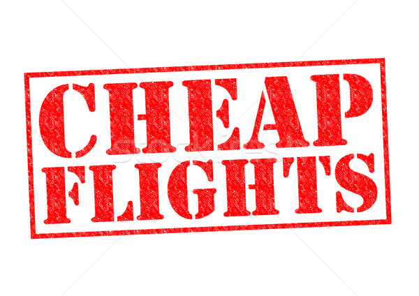 CHEAP FLIGHTS Stock photo © chrisdorney