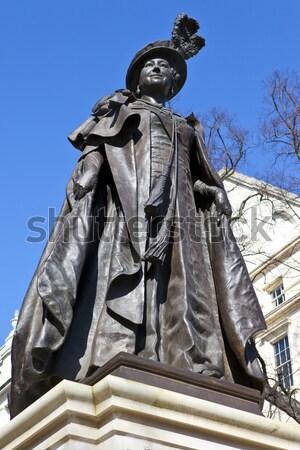 Soviético guerra Berlín estatua viaje soldado Foto stock © chrisdorney