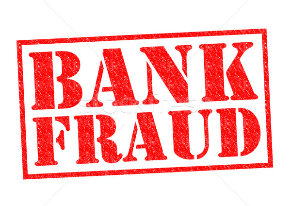 BANK FRAUD Stock photo © chrisdorney