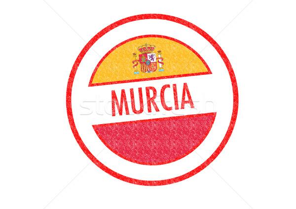 MURCIA Stock photo © chrisdorney