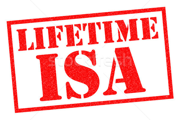 LIFETIME ISA Stock photo © chrisdorney