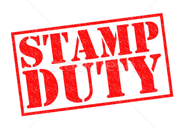 STAMP DUTY Stock photo © chrisdorney