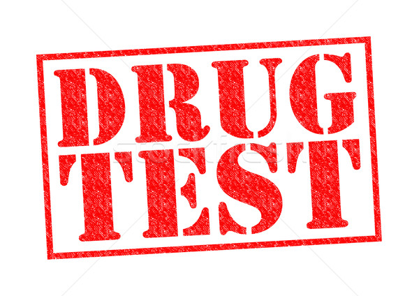 DRUG TEST Stock photo © chrisdorney