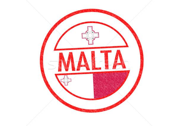 MALTA Stock photo © chrisdorney