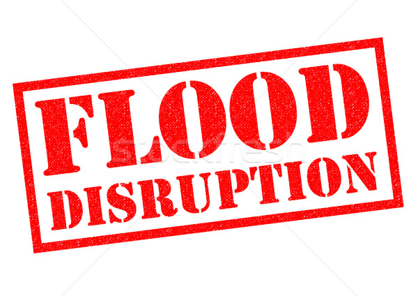 FLOOD DISRUPTION Stock photo © chrisdorney
