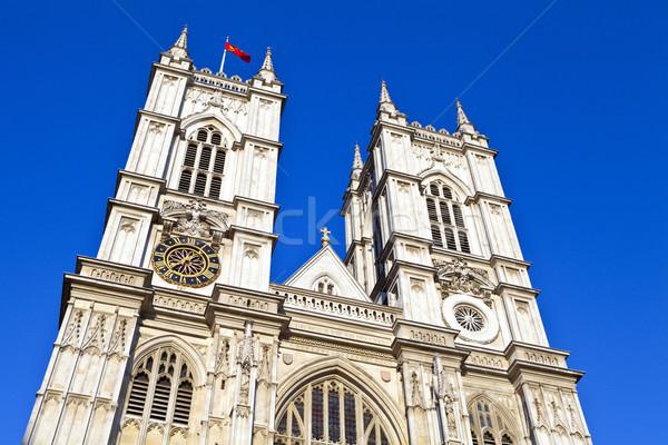 Westminster abadia Londres igreja arquitetura inglaterra Foto stock © chrisdorney