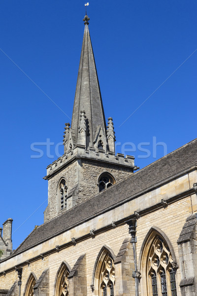 St. Aldates Church in Oxford Stock photo © chrisdorney