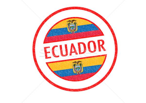 ECUADOR Stock photo © chrisdorney