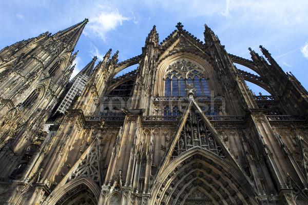 Сток-фото: собора · впечатляющий · Германия · лет