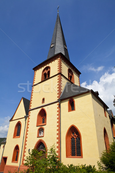 Kirche St Martin in Linz, Germany Stock photo © chrisdorney