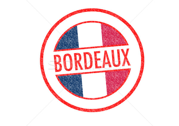 BORDEAUX Stock photo © chrisdorney