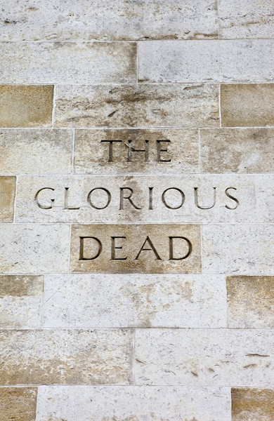 The Cenotaph in London Stock photo © chrisdorney