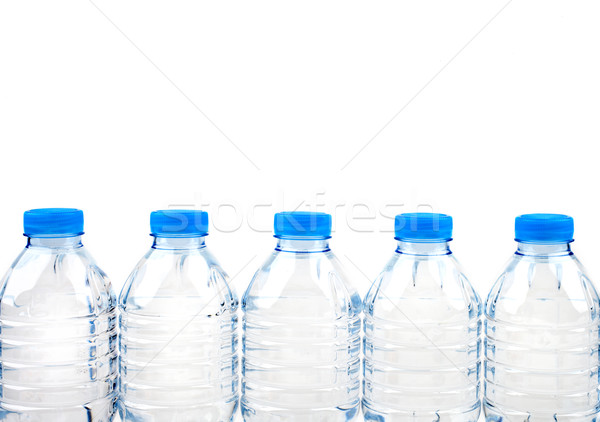 Bottled Water Stock photo © chrisdorney