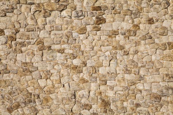 Brickwork Detail of the Tower of London Stock photo © chrisdorney