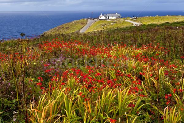 Land's End in Cornwall Stock photo © chrisdorney